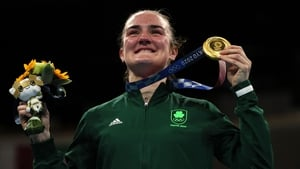 'I knew whether I took a gold or a silver, I knew I had made the country proud'
