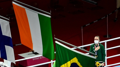 Ireland come away with two golds from the Tokyo Olympics