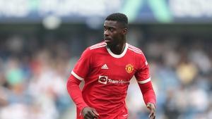 Axel Tuanzebe has joined Aston Villa on loan
