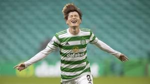 Kyogo Furuhashi has been a big hit at Celtic