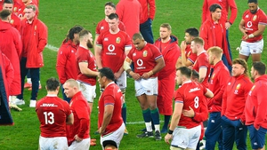This year's tour ended in disappointment for the Lions