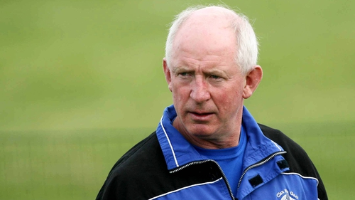 Colm McKinstry, pictured in 2006 during his tenure as Clan na Gael manager