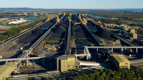 Australia is among the world's largest exporters of coal and natural gas