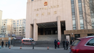 The court in the city of Dalian sentenced Robert Schellenberg to death in January 2019