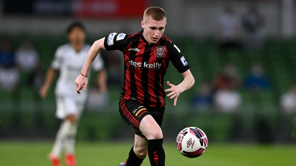 Ross Tierney looks poised for a move to Scotland