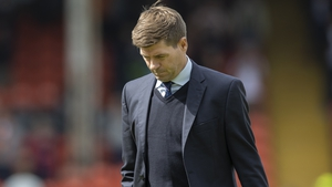 Steven Gerrard's side crashed out of the Champions League