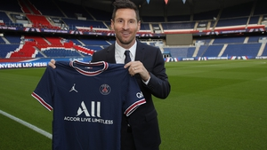 Lionel Messi will have to wait for his PSG debut
