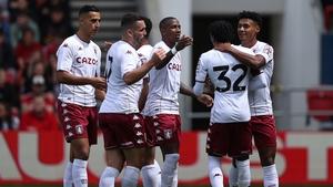 Aston Villa will travel to Barrow