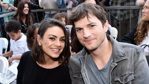 And kutcher movie kunis mila ashton Mila Kunis