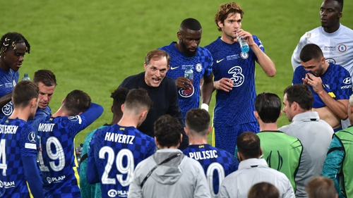 Tuchel is playing down expectations around Chelsea