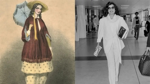 Prudence Wade examines the centuries-old controversy surrounding women wearing pants.