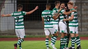 Shamrock Rovers are still standing in European competition