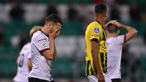 Dundalk fell narrowly short against Vitesse