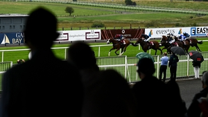 A daily limit of 1,000 spectators was put in place for the Galway Racing Festival in July