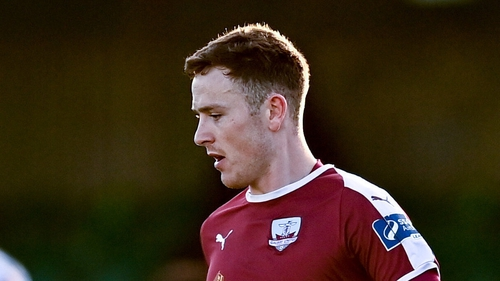 Brouder was on the scoresheet in Galway tonight