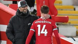 Jurgen Klopp is confident Jordan Henderson will stay