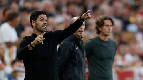 Arteta says his team was good enough to achieve a different result against Brentford in spite of absentees