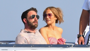 Ben Affleck and Jennifer Lopez on a summer holiday in Italy together this year