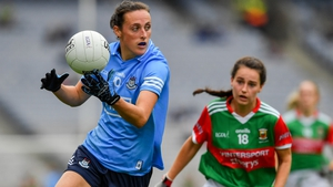 Tyrrell in action in last month's semi-final win over Mayo