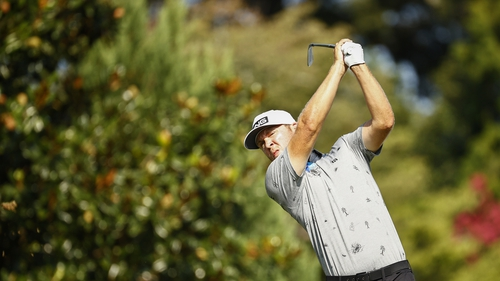 Seamus Power hit a disappointing 72 in round three