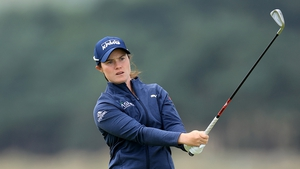 Leona Maguire will play alongside Inbee Park and Yealimi Noh