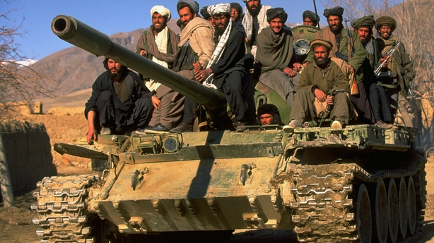 Afghanistan Taliban - a background
