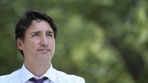 Justin Trudeau heads a minority administration