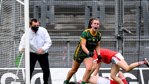 Emma Duggan's late goal forced extra-time