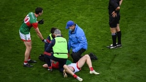Eoghan McLaughlin is likely to miss out on the All-Ireland final as he undergoes surgery