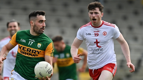 Kerry will face Tyrone in two weeks
