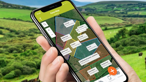 Herdwatch is used on more than 15,000 farms in Ireland and the UK