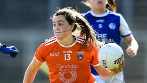 Mackin scored 0-10 in the victory over Cavan