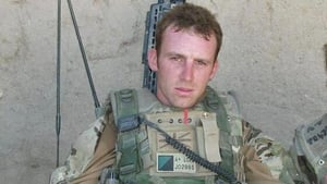 Paul Johnston served three tours in Afghanistan and one in Iraq
