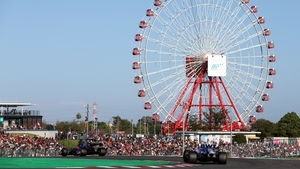 Racing at Suzuka has been cancelled once again