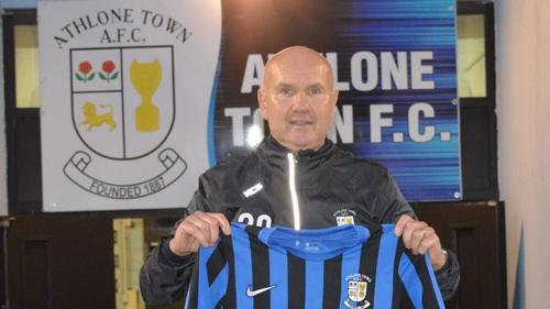 Paul Doolin is back in League of Ireland management