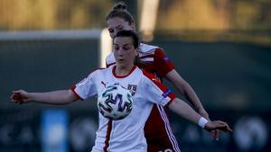 Tijana Filipovic was outstanding for Spartak