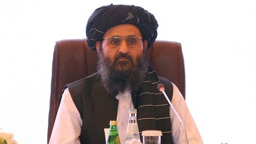 Baradar was one of the founders of the Taliban in 1994
