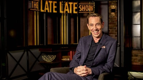 Ryan Tubridy returns on The Late Late Show on September 3
