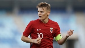 Odegaard made a positive impression at the Emirates in the second half of last season