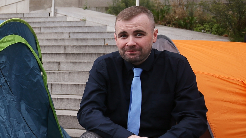 Anthony Flynn was known for his work with the homeless in Dublin