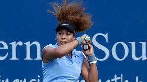 Naomi Osaka beat Coco Gauff at the Western & Southern Open in Cincinnati on Wednesday