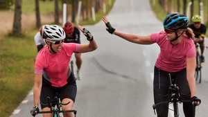 A caffeine boost really might help you pedal up those hills!