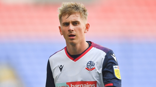 Hickman's spell at Bolton came to an end at the end of last season