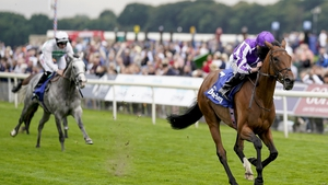 Aidan O'Brien's filly surged away to win the Yorkshire Oaks