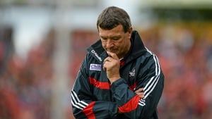 Jimmy Barry-Murphy came agonisingly close to a second All-Ireland title as manager in 2013