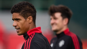 Raphael Varane has been working his way back to fitness this week