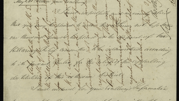 The letter from Killarney