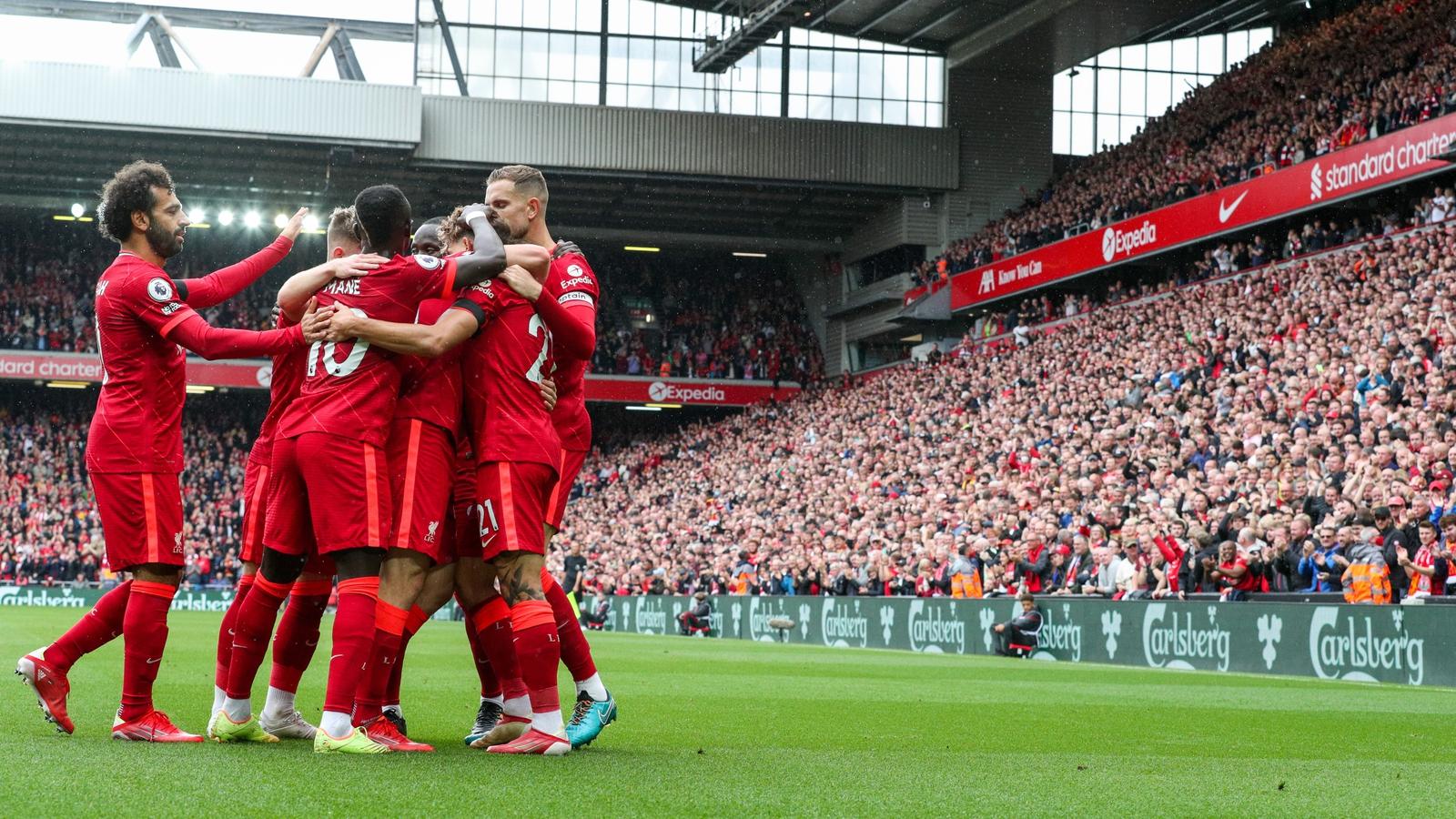 Premier League recap: Liverpool 2-0 Burnley - RTE.ie