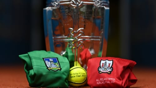 Limerick face Cork in the all-Ireland hurling final
