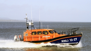 Wicklow RNLI all-weather lifeboat was tasked to the rescue (File)